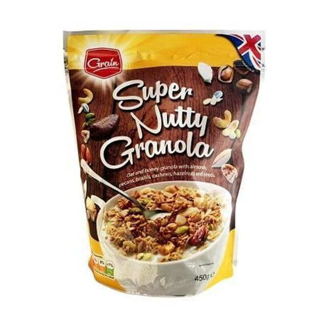 Picture of Ballı Granola (Şeker İlavesiz)
