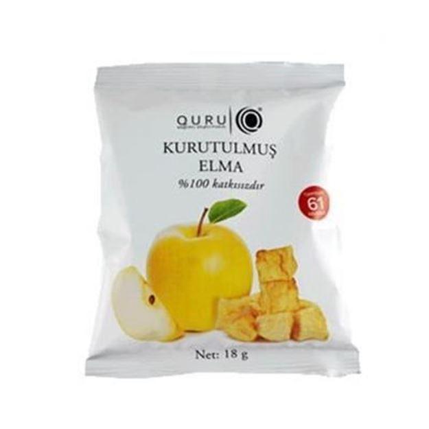 Picture of Kurutulmuş Elma (Tarçınlı-Şeker İlavesiz-18gr)