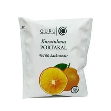 Picture of Kurutulmuş Portakal (Şeker İlavesiz-18gr)