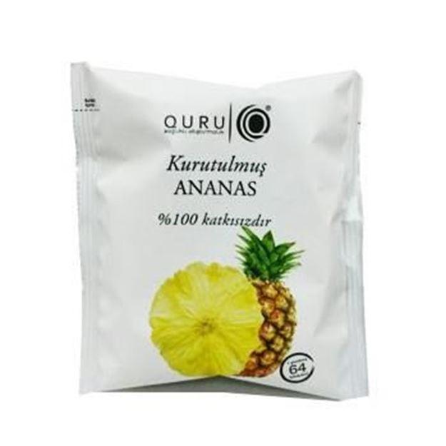 Picture of Kurutulmuş Ananas (Şeker İlavesiz-18gr)