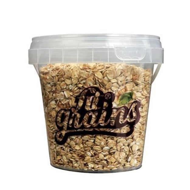 Picture of Fitgrains Yulaf Mix (Yer Fıstıklı -500 gr)