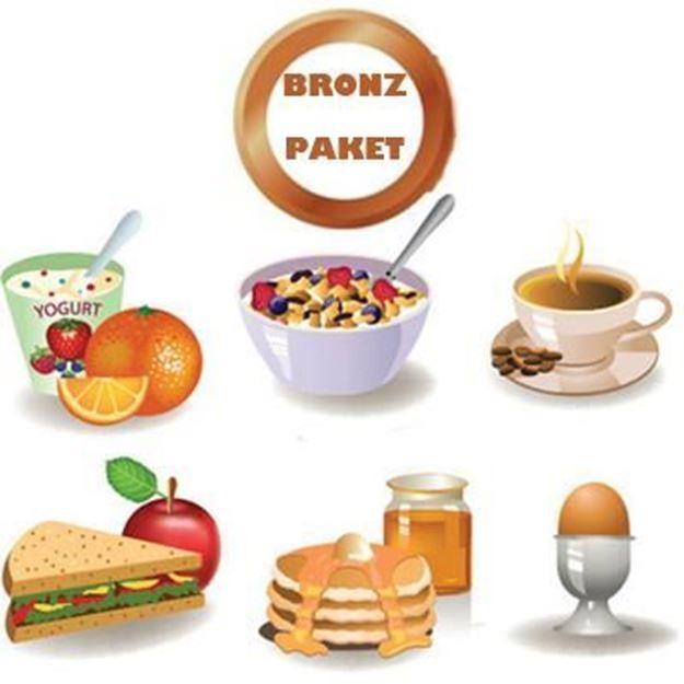 Picture of Bronz Kahvaltı Paketi