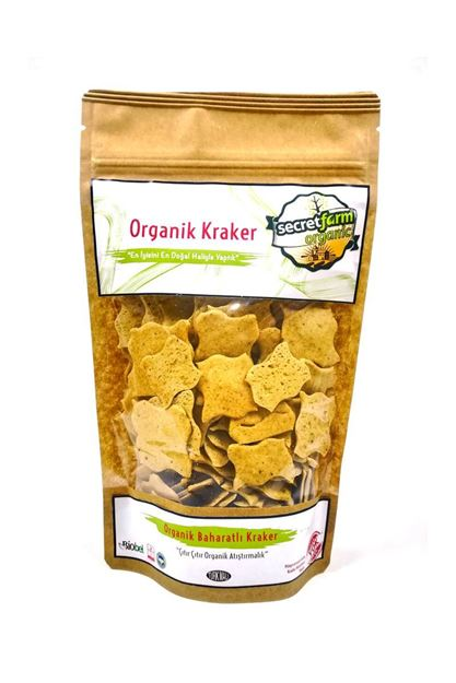Picture of Organik Sade Kraker (100gr)