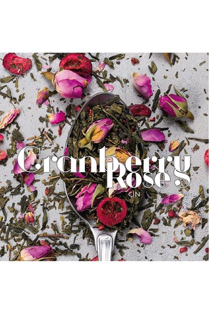 Picture of SENCHA CRANBERRY ROSE - Tea Co (50 gr )