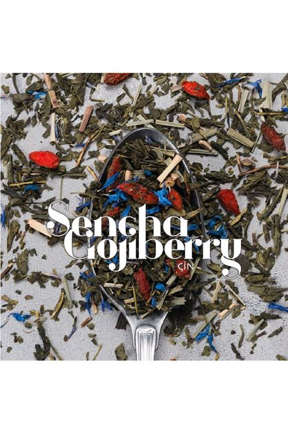Picture of SENCHA GOJIBERRY-  Tea Co (50 gr)