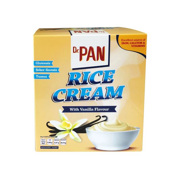 Picture of Rice Cream (Vanilyalı- 400gr )