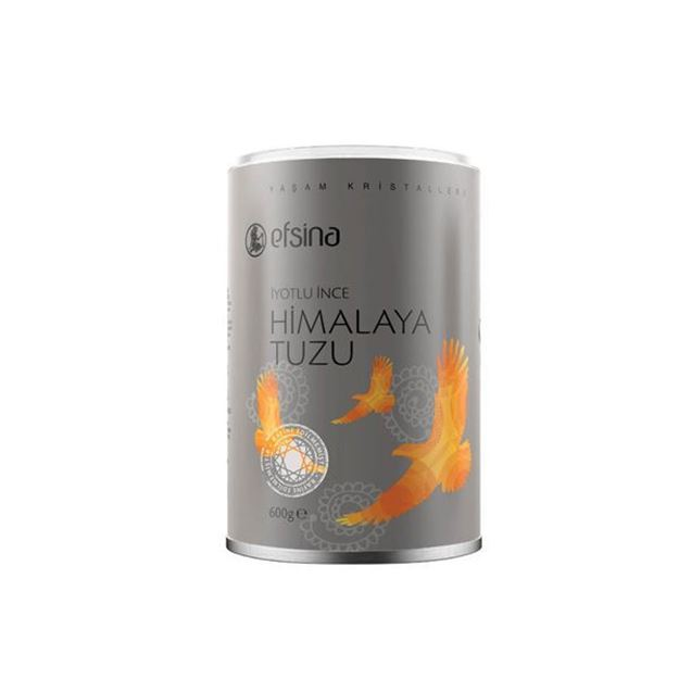 Picture of İyotlu Himalaya Tuzu (600g)