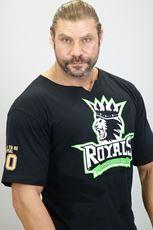 Picture of Siyah Royals T-Shirt