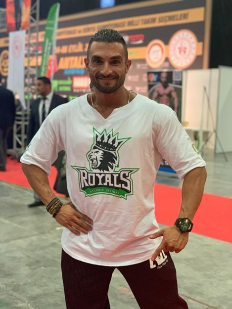 Picture of Beyaz Royals T-Shirt
