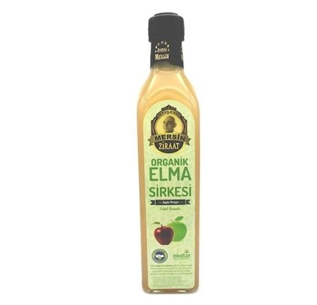 Picture of Organik Elma Sirkesi (500ml)