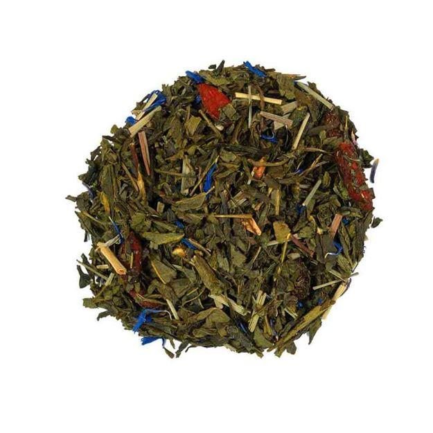 Picture of Tea Co Sencha Gojiberry (100gr)