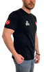 Picture of Bisiklet Yaka Siyah Royals T-Shirt