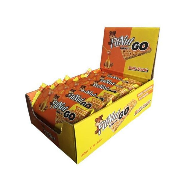 Picture of FitNut Go Bar(40gr) 16'lı