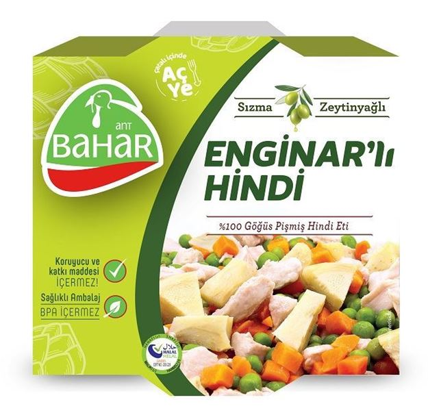 Picture of Enginarlı Hindi Konserve (165g)