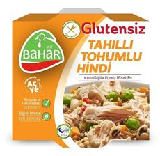 Picture of Glutensiz Tahıllı Hindi Konserve (185g)