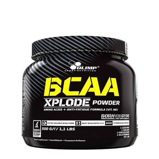 Picture of Olimp BCAA Xplode (500gr)