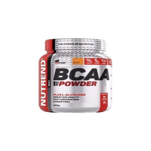 Picture of Nutrend BCAA 4:1:1 (500 gr)
