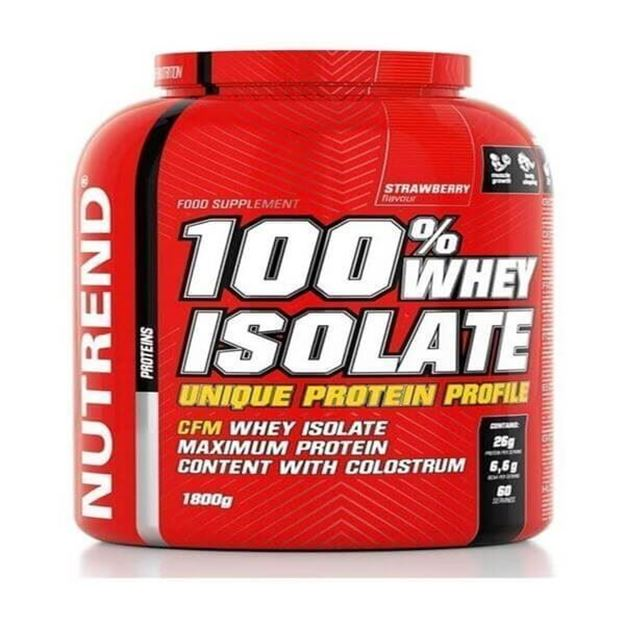 Picture of Nutrend Whey Isolate  (1800  gr)