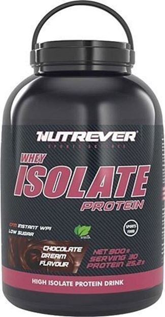 Picture of Nutrever Whey Isolate Protein (1800 gr)