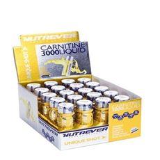 Picture of Nutrever L-Carnitine 3000 Liquid 20 Ampul