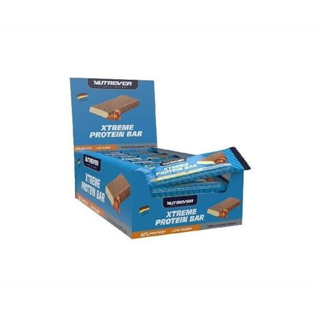 Picture of Nutrever Xtreme Protein Bar 50 Gr 24 Adet