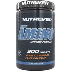 Picture of Nutrever Whey Amino Xtreme Formula 300 Tablet