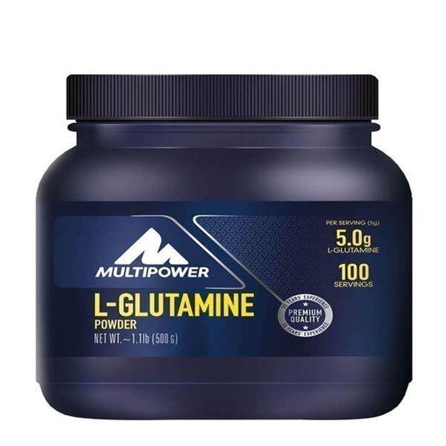 Picture of Multipower L-Glutamine (500 gr)