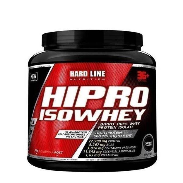 Picture of Hardline Hipro IsoWhey (908 gr)