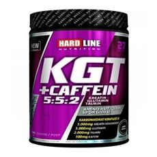 Picture of Hardline KGT Kreatin-Glutamin-Taurin  (1000 gr)