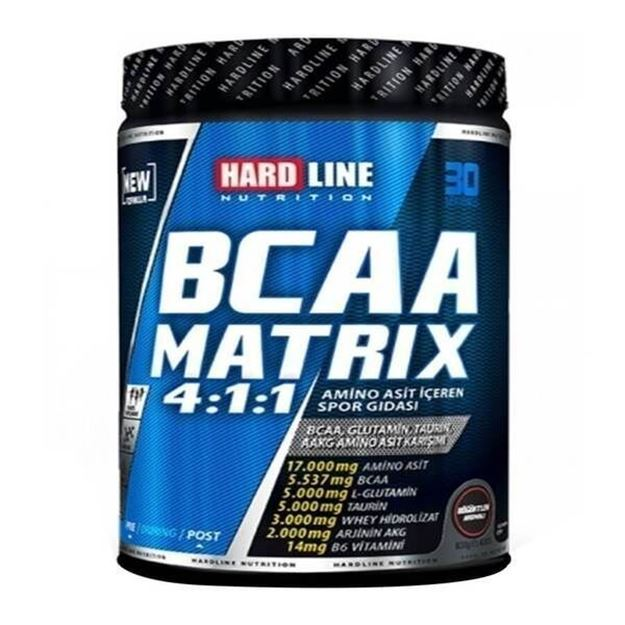 Picture of Hardline BCAA Matrix (630 gr)