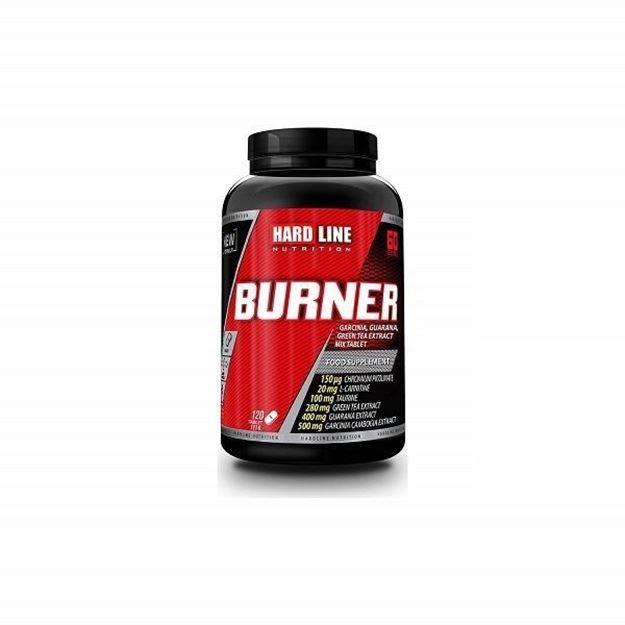 Picture of Hardline Burner 120 Tablet
