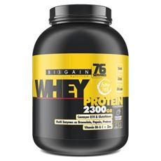 Picture of Biogain Whey Protein Tozu 2300 Gr