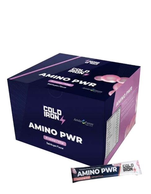 Picture of Cold Iron Amino Power (400gr- 40 Şase)