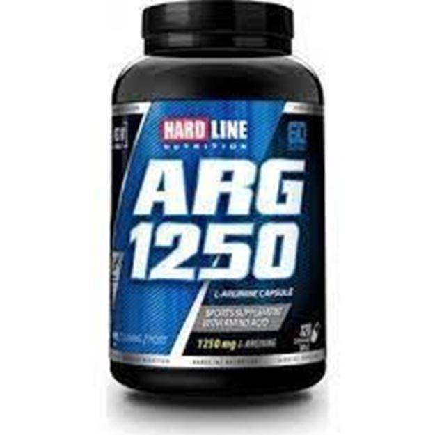 Picture of Hardline ARG 1250 Mg - Arjinin 120 Kapsül