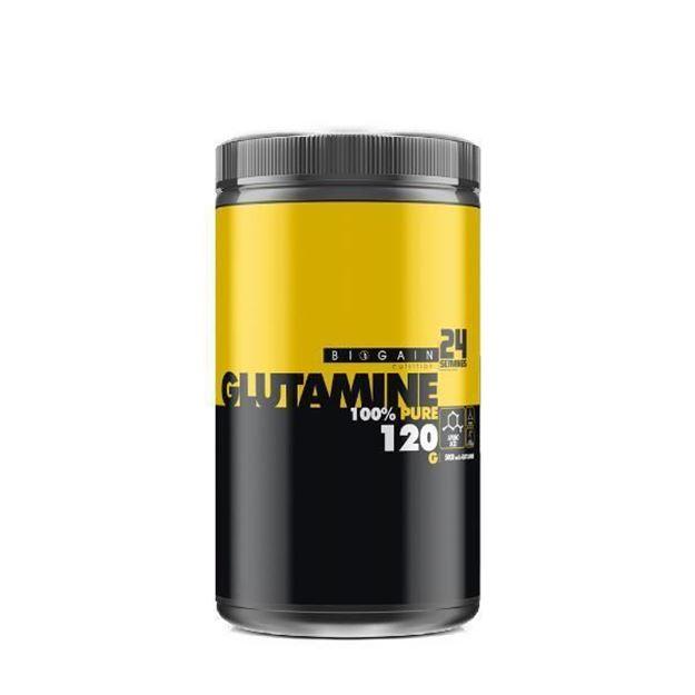 Picture of Biogain Glutamine %100 Pure  (120gr)