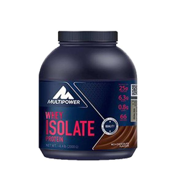 Picture of Multipower %100 Whey Isolate Protein (2000 gr)