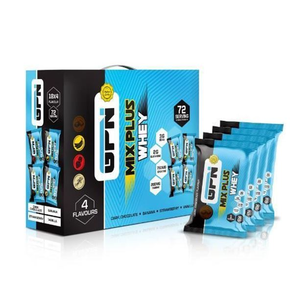 Picture of GPN Whey Mix Plus (2500 Gr)